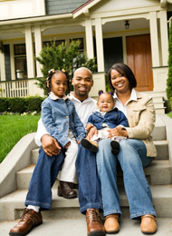 Homeowners family for Homeowner choice