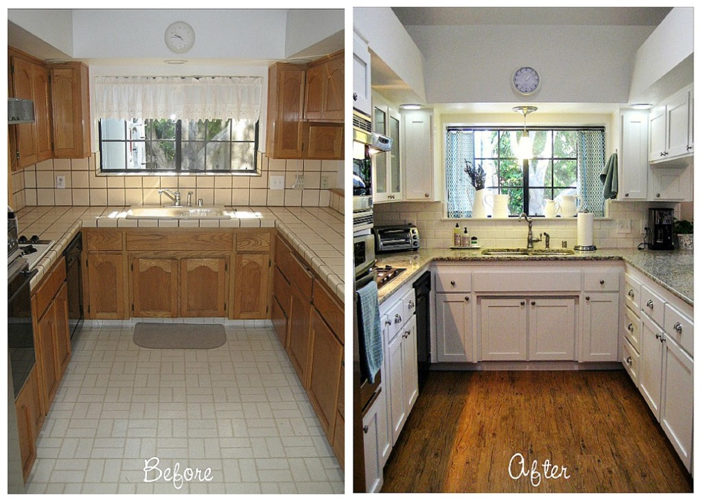 Budget Kitchen Remodel Blog