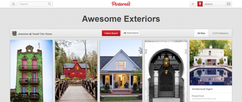 awesome exteriors  home improvement pinterest board