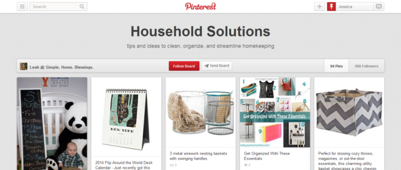 household solutions home improvement board