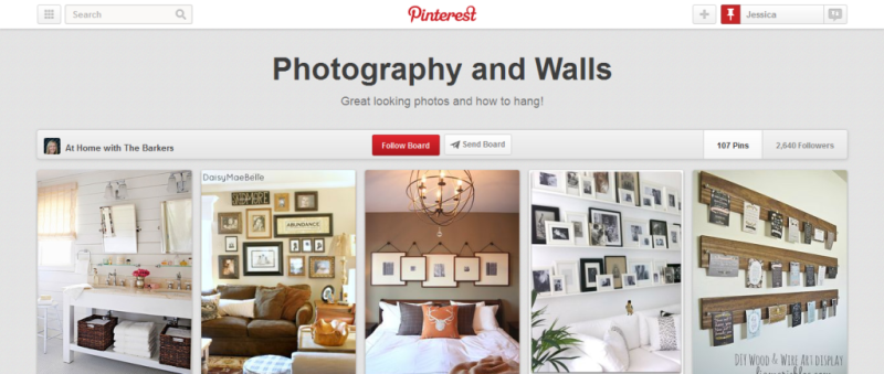 photography and walls home improvement pinterest board
