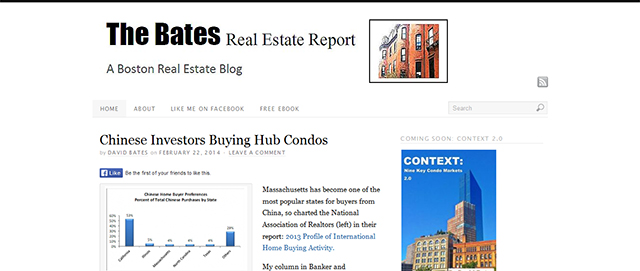 bates condo real estate blog