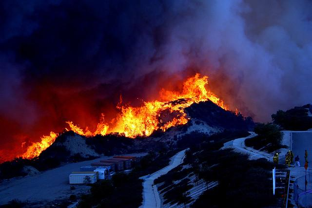 Protect Your Home and Family from Wildfires