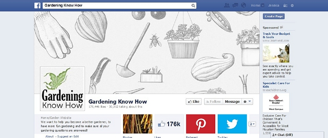 gardening know how home improvement facebook page screen shot facebook pages for home improvement