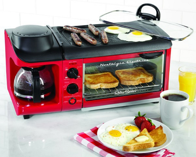 3 in 1 breakfast station the most unique appliances