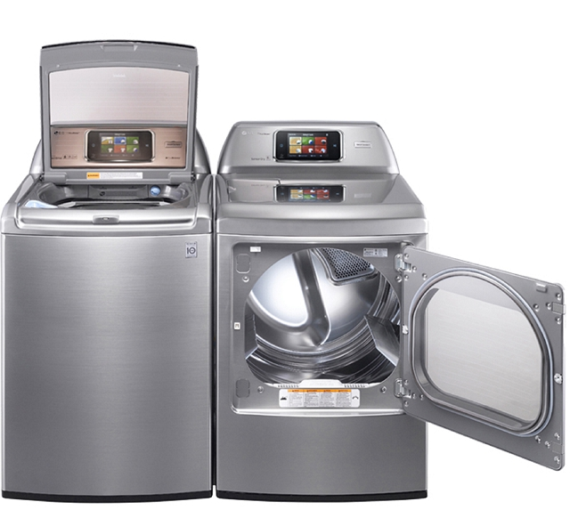 lg smart thinq washers and dryers the most unique appliances