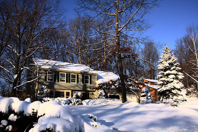 winter home maintenance