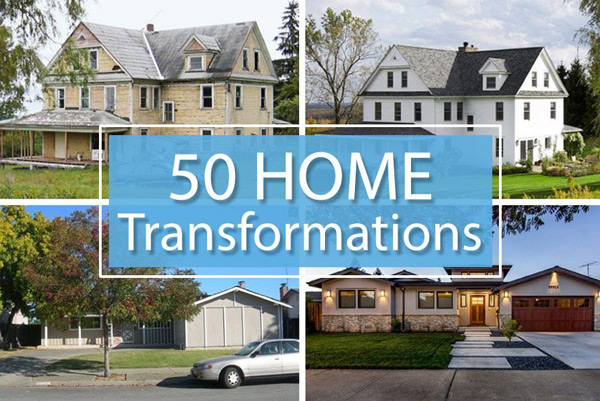 50 inspirational home remodel before and afters - Before And After Home Remodel