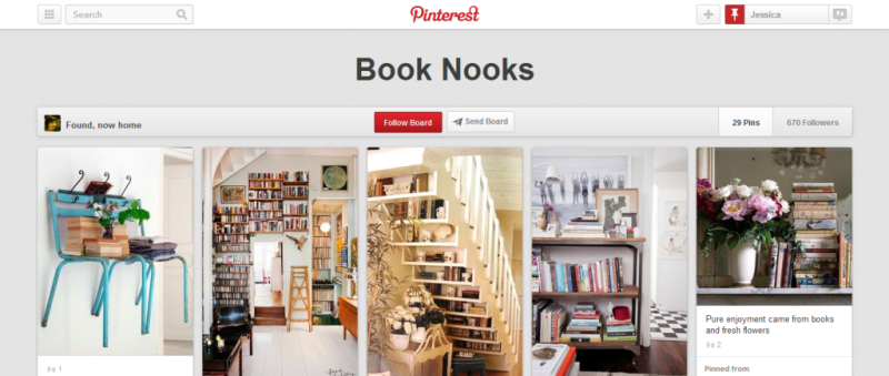 book nooks home improvement pinterest board