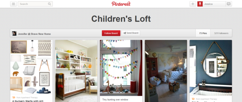 children's loft home improvement pinterest board