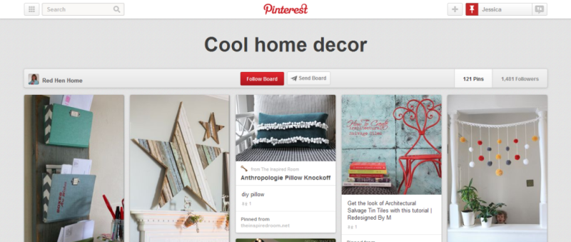 cool home decor pinterest board