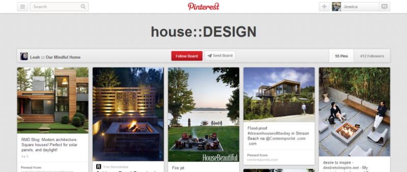 house design home improvement pinterest board