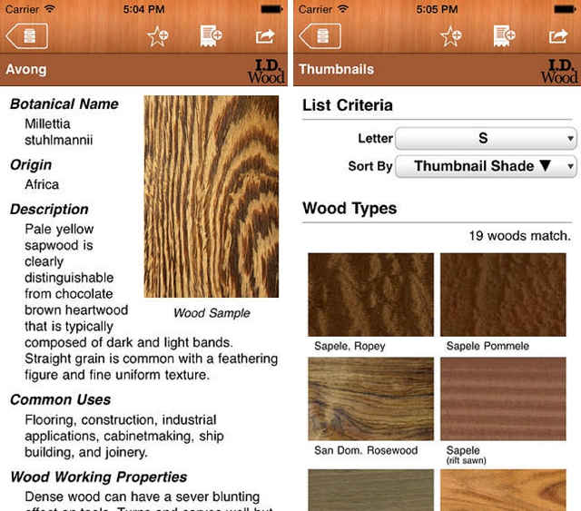 i.d. wood home improvement app