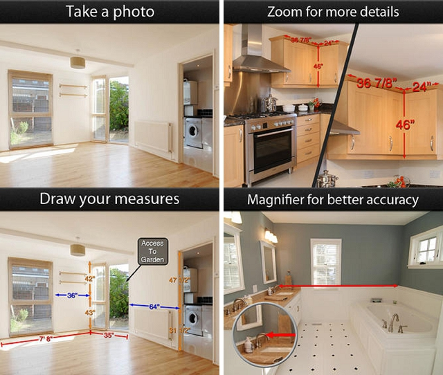 photo measures home improvement app