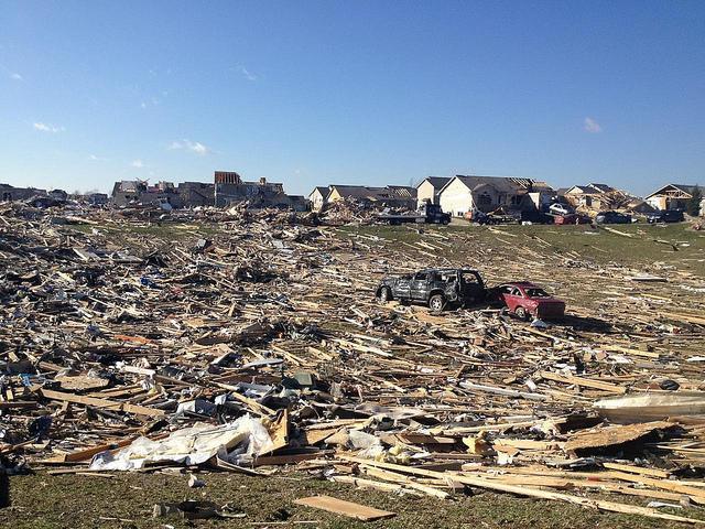 After a Tornado