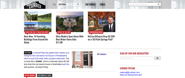 curbed condo real estate blog