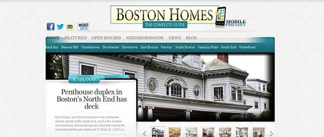 wickedlocal boston homes condo real estate blog