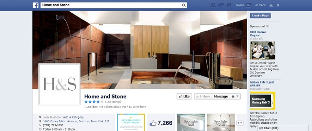 home and stone home improvement facebook page best facebook pages for home imprprovement