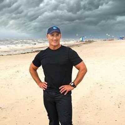Jim Cantore on Twitter