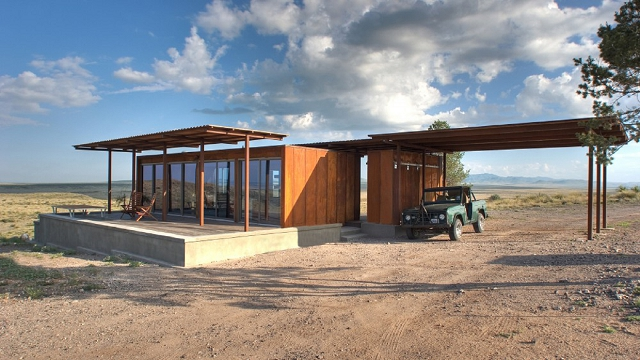 the weehouse in marfa texas