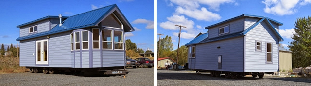 tilamook triple bay portable home