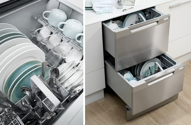 dishwasher drawers the most unique appliances