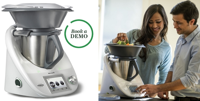 thermomix advanced kitchen appliance