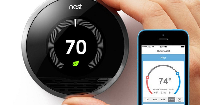nest learning thermostat the most unique appliances