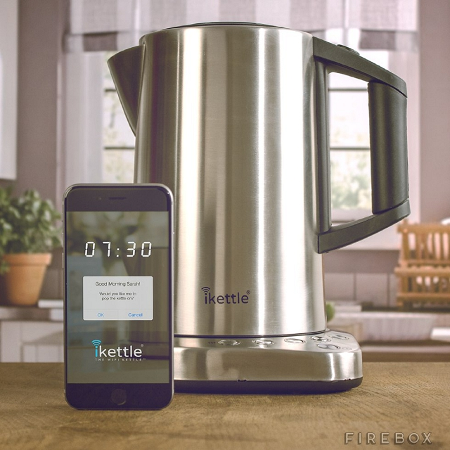 iKettle wifi enabled kettle the most unique appliances