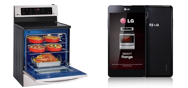 lg smart thinq range the most unique appliances