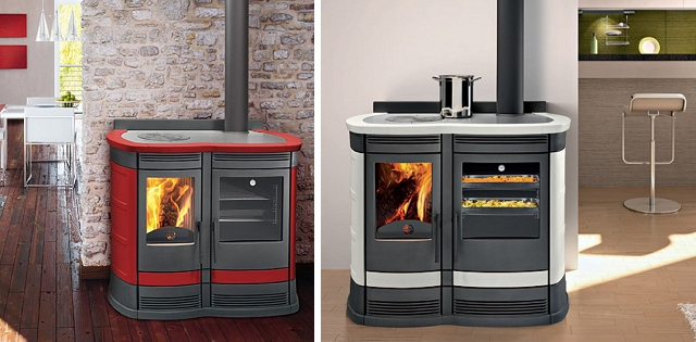 wood burning stove and oven unique appliances