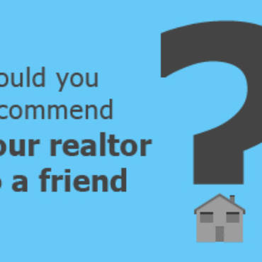 Only 28% of People Would Recommend Their Realtor®
