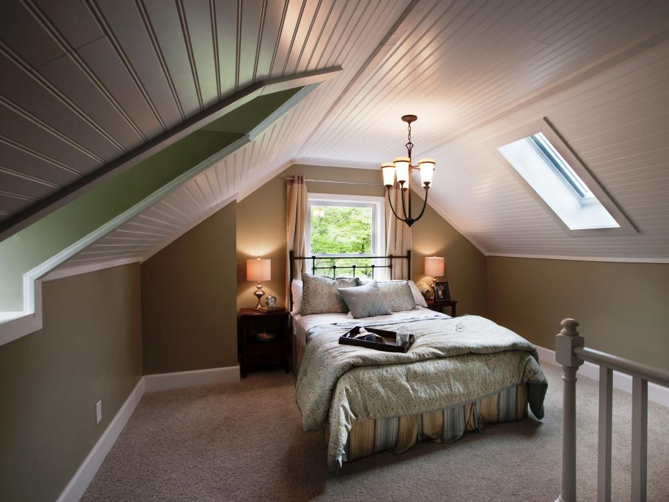 Attic Space Guest Room Conversion 45 Ideas For The Ultimate Guest Room