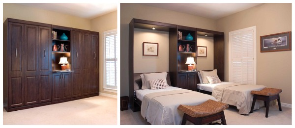 Murphy Bed In Guest Room 45 Ideas For The Ultimate