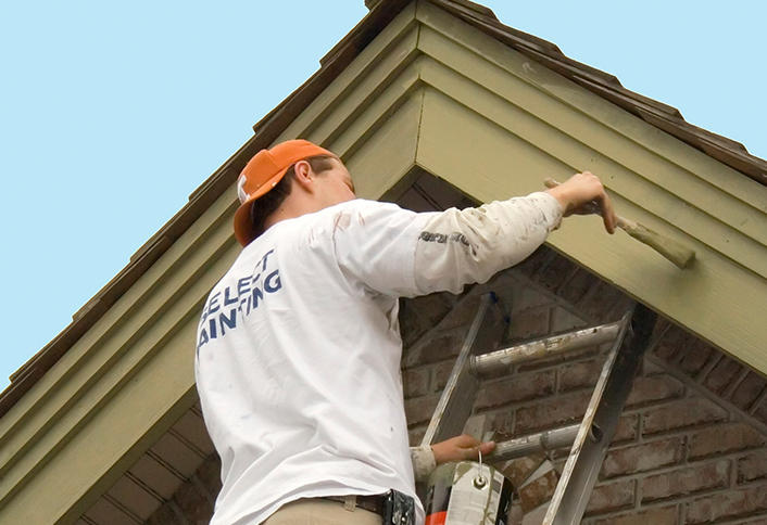 40 important exterior home maintenance tasks choice home warranty - Exterior paint warranty property ...