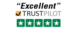 Excellent - TrustPilot Rating