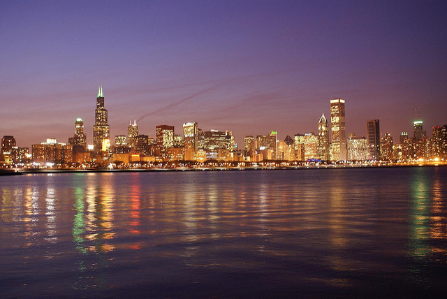 2017's 15 best real estate agents in chicago (photo by Flickr user https://www.flickr.com/photos/nimeshm/)
