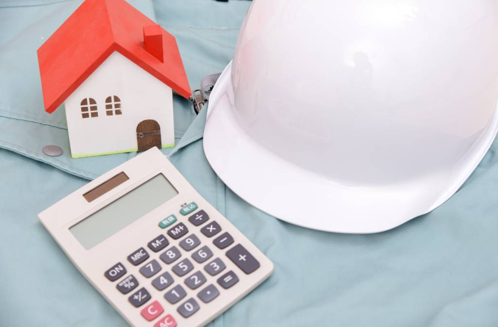 Calculating home maintenance costs