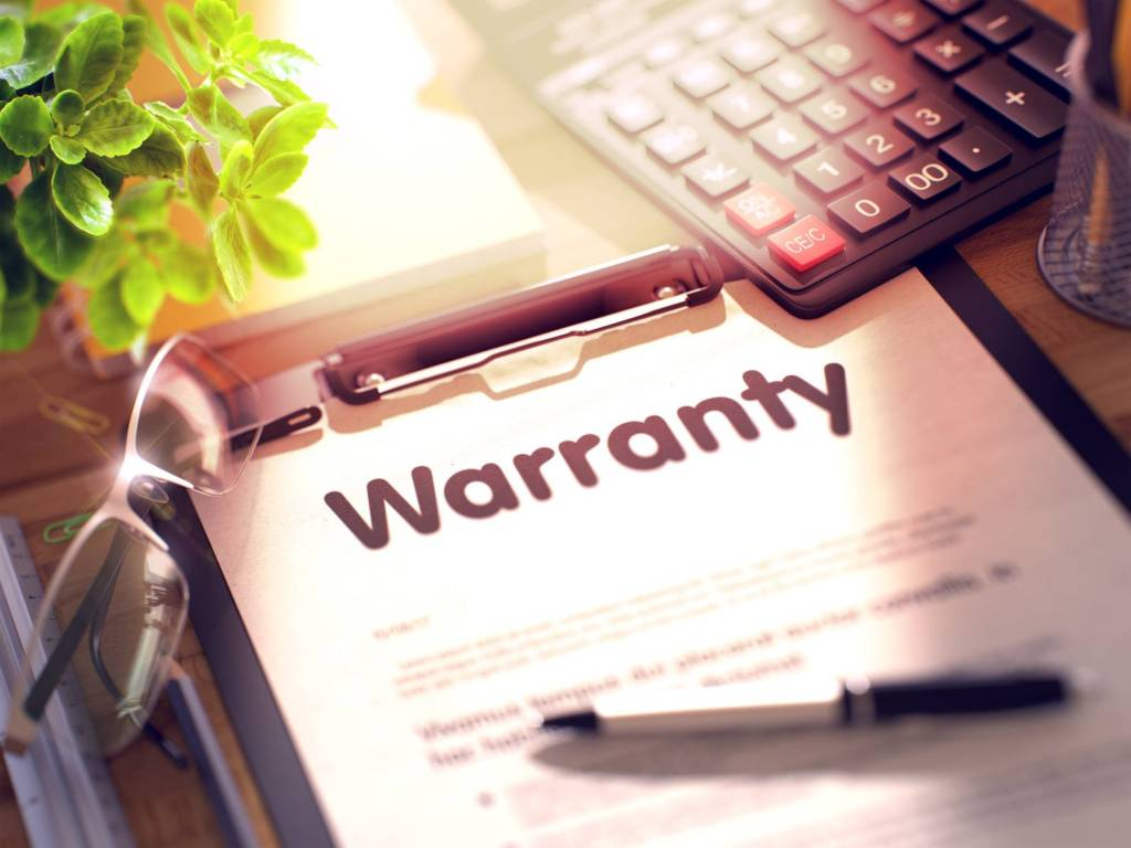 A Warranty is a Kind of Promise