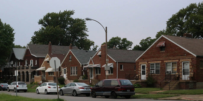 missouri neighborhood homes